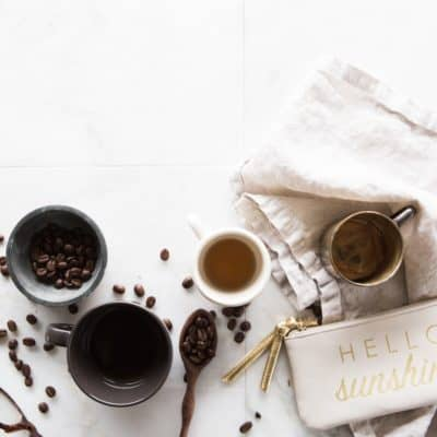 Coffee Perfection: 10 Things Every Coffee-Lover Needs