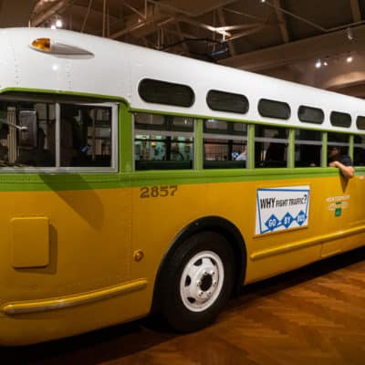 She Wasn't Old or Tired: 4 Things You Didn't Know About Rosa Parks