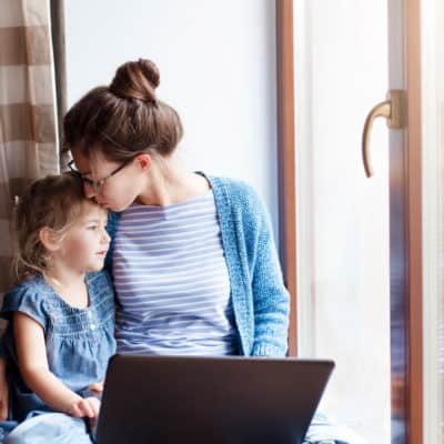 Working From Home With Kids: 7 Tips For Success